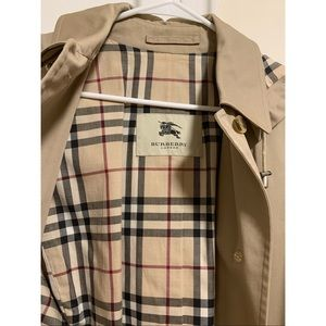Burberry Trench Coat (used)